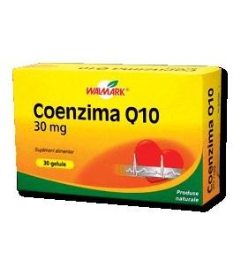 Coenzima Q10 30 mg, 30 capsule