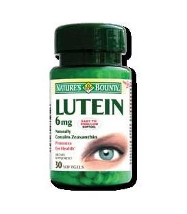 Luteina 6 mg, 30 capsule