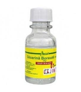 Glicerina boraxata 10%, 25 ml