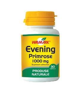 Evening Primrose 1000 mg, 30 capsule