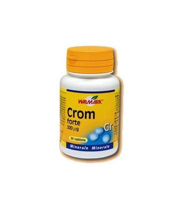 Crom Forte, 30 comprimate