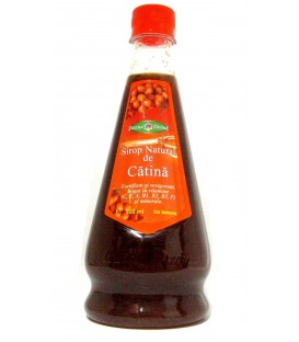 Sirop de catina, 520 ml
