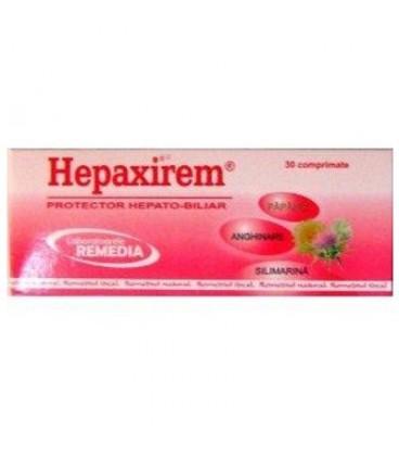 Hepaxirem, 30 comprimate