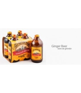 Ginger Beer (fara alcool), 375 ml