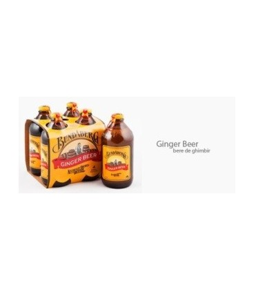 GINGER BEER 0.375 L-NON ALC.