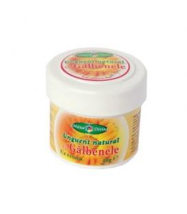 Crema de galbenele, 40 grame