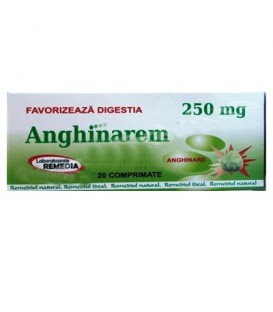 Anghinarem 250 mg, 20 tablete