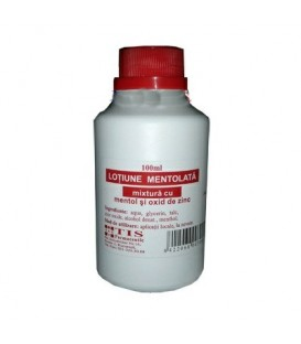 Lotiune (mixtura) mentolata, 100 ml