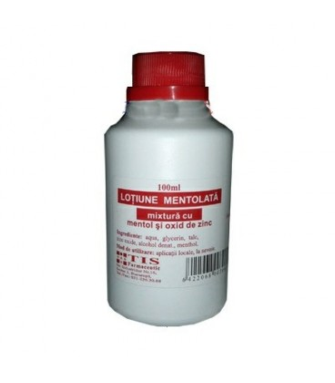 Mixtura mentolata, 100 ml