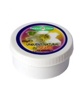 Crema de spanz, 20 grame
