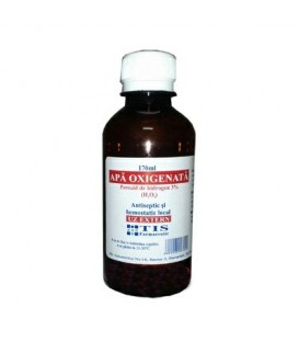 Apa oxigenata 3%, 170 ml
