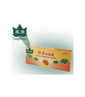 Ginkobiloba, 10 flacoane*10 ml