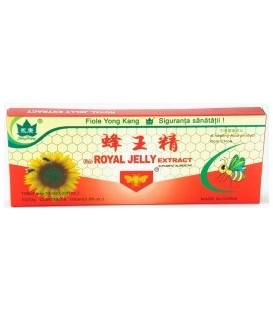 Royal Jelly, 10 fiole x 10 ml