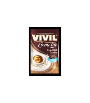 Vivil Creme  Life  Brasilitos fara zahar, 140 grame