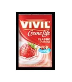 Creme Life Capsuni (fara zahar), 110 grame