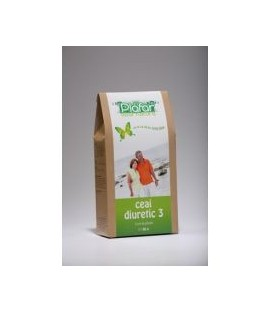Ceai Diuretic 3, 50 grame