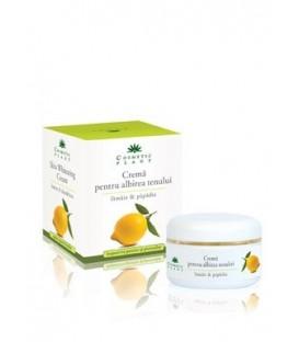 Crema pentru albire cu extract de lamaie si papadie, 50 ml