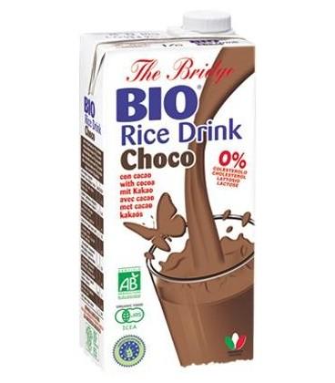 Lapte (Bio) din orez cu ciocolata, 1 L