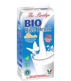 Lapte din orez cu migdale (Bio), 1 litru