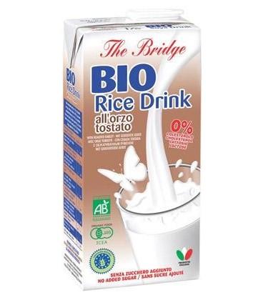 Lapte (Bio) din orez cu  orz prajit, 1L