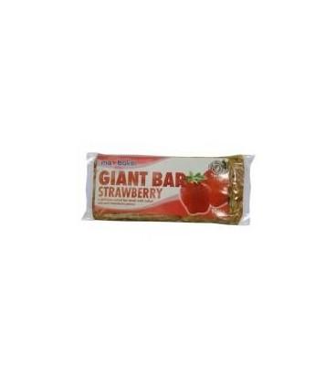 Ma Baker  Baton din ovaz cu capsuni, 90 grame