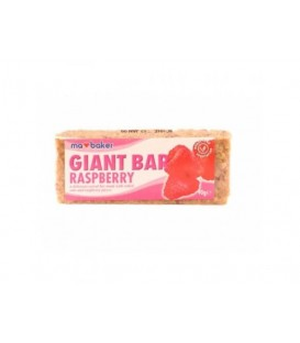 Ma Baker - baton din ovaz cu zmeura, 90 grame