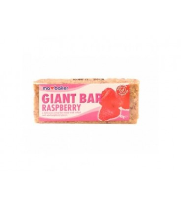 Ma Baker baton din ovaz  cu zmeura, 90 grame