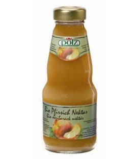 Polz - Nectar de piersici (Bio), 200 ml