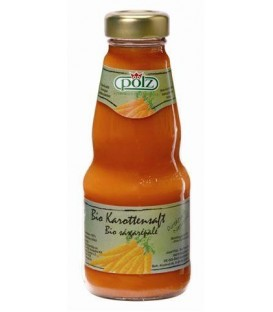 Polz - Suc de morcovi (Bio), 200 ml