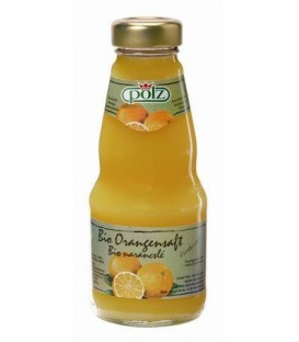 Polz - Suc de portocale (Bio), 200 ml