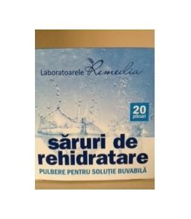 Saruri de rehidratare, 20 doze