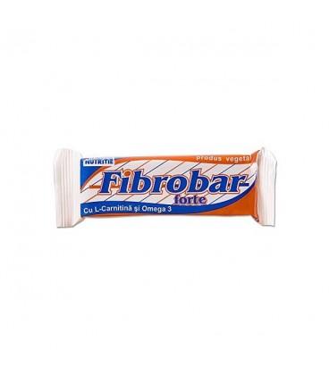 Fibrobar Forte Baton pentru slabit, 60 grame