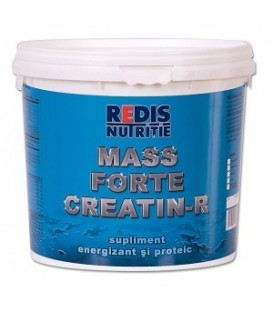 Mass Forte Creatin-R (vanilie), 1 kg