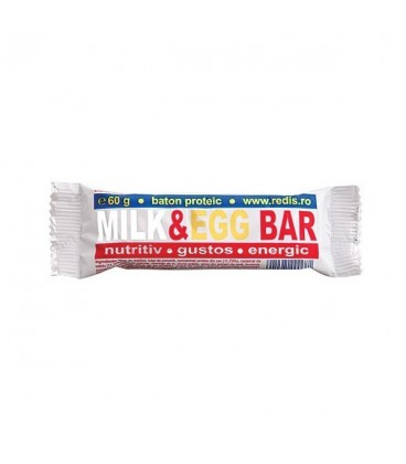 Milk& Egg Bar, 60 grame
