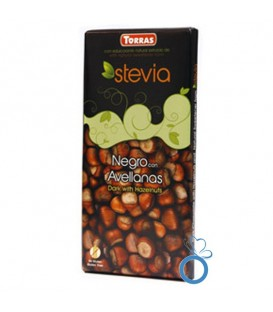 Ciocolata neagra cu alune, 125 grame