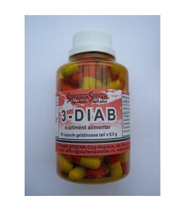 3-Diab,  80 capsule