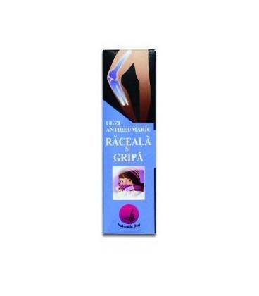 Ulei Antireumatic Raceala & Gripa, 50 ml