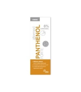 Panthenol Forte 6% (crema), 30 grame