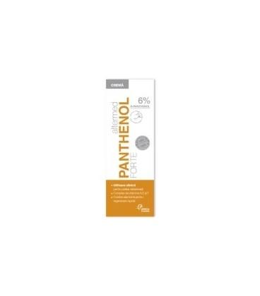 Panthenol Forte Crema 6%, 30 grame