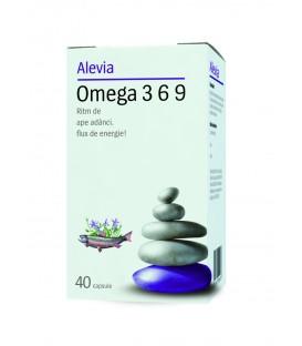 Omega 3-6-9, 40 tablete