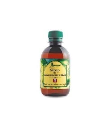 Sirop Muguri de Pin&Brad, 250 ml