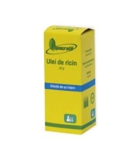 Ulei de ricin, 20 ml