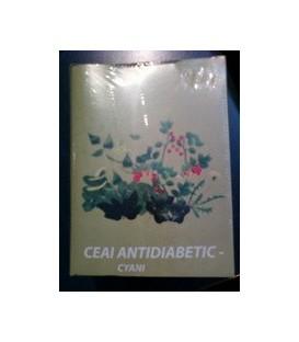 Ceai Antiadiabetic, 70 grame