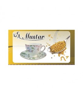 Ceai Mustar boabe, 50 grame