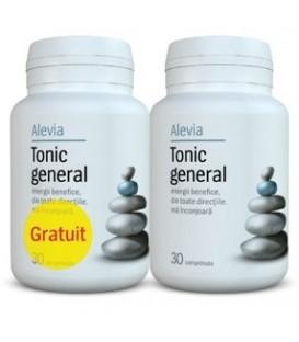 Tonic general, 30 capsule (1+1 gratis)