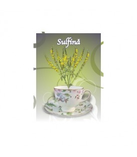 Ceai Sulfina, 50 grame