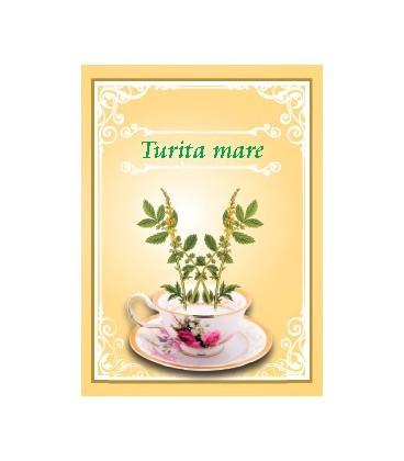 Ceai Turita mare , 50 grame