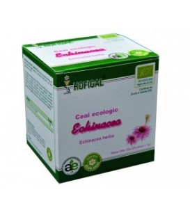 Ceai de echinacea ecologic, 25 doze X 1 gram(BIO)
