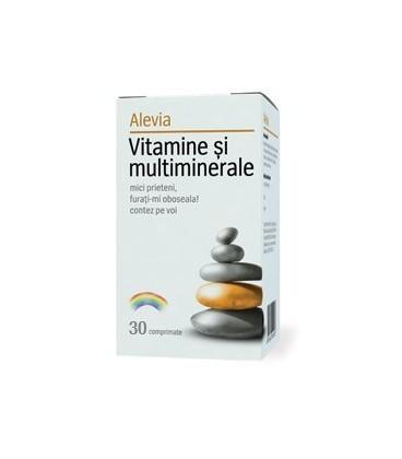 Vitamine si Multiminerale 30 CPR