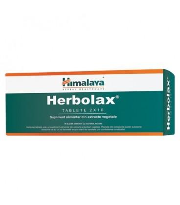Herbolax, 20 comprimate